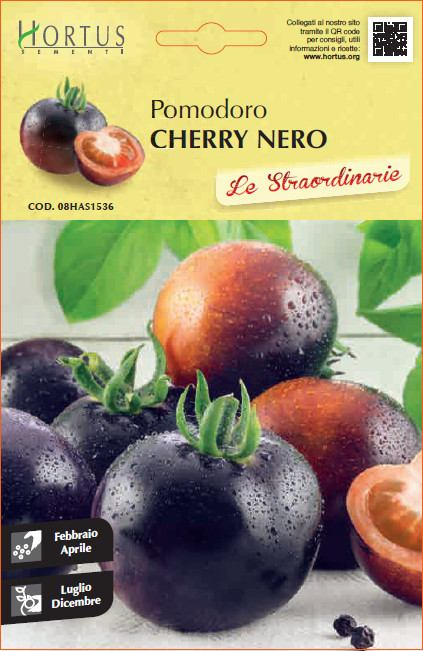 Crna Cherry rajčica