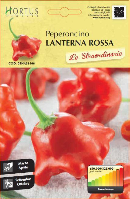 Papričica 'Lanterna crvena'