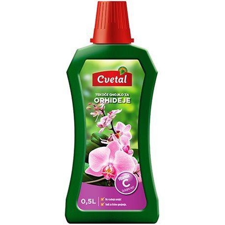 CVETAL Orhideje 0,5L