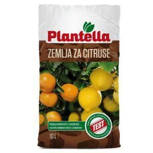 Specijalna zemlja za citruse 10l.
