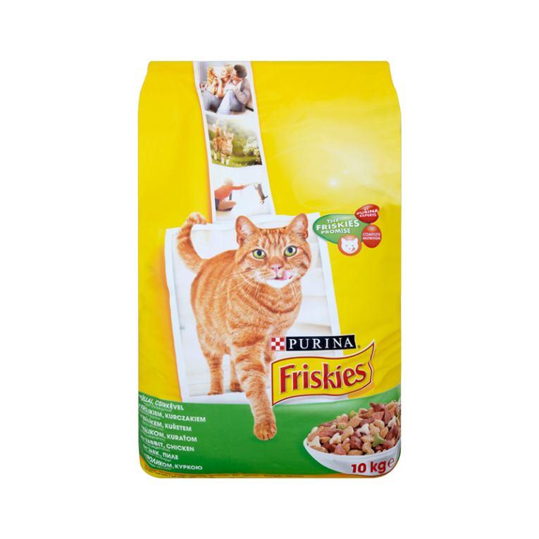 Hrana za mačke 10kg. Piletina