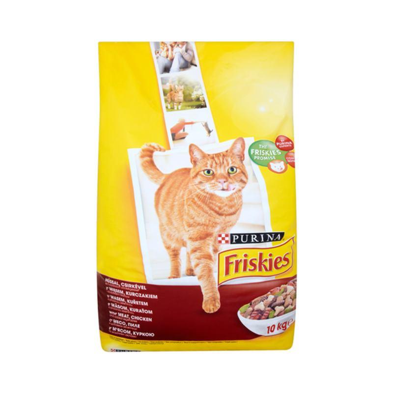 Hrana za mačke 10kg vreća Govedina