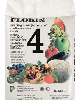 Florin 4, NPK 7-14-24